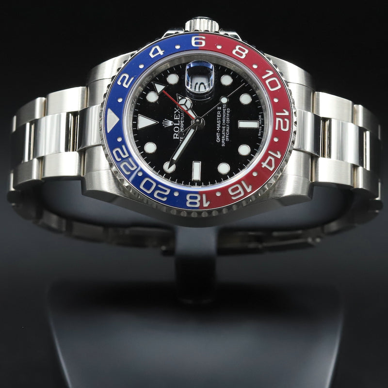 Rolex 116718 GMT Master II WatchCraft Collection