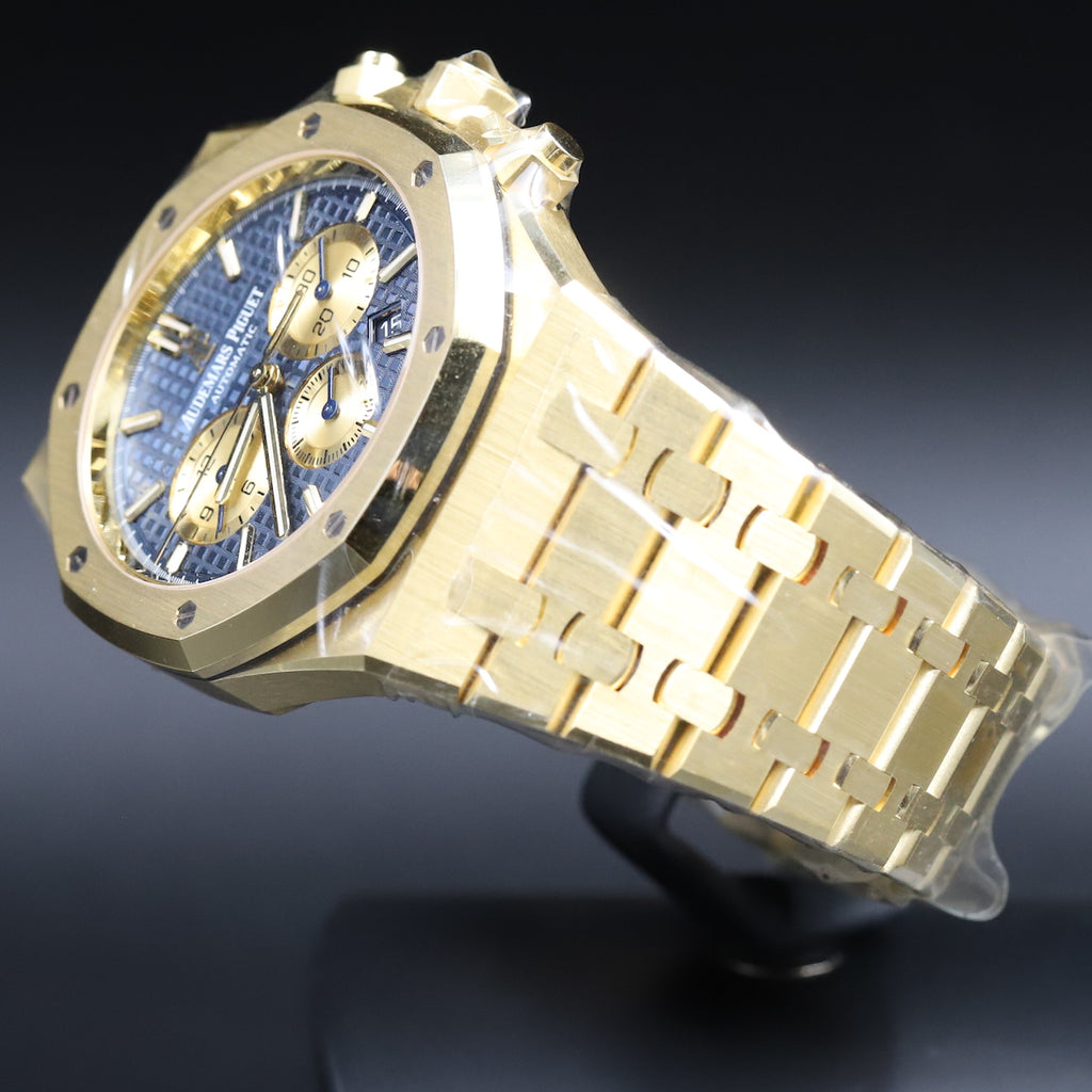 Audemars Piguet 26331BA Royal Oak Chronograph Blue Dial