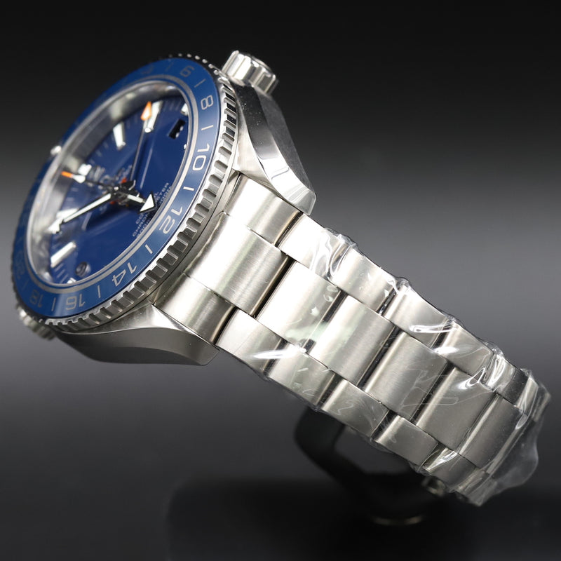 Omega 232.90.44.22.03.001 Seamaster Planet Ocean 600M Omega Co-Axial GMT