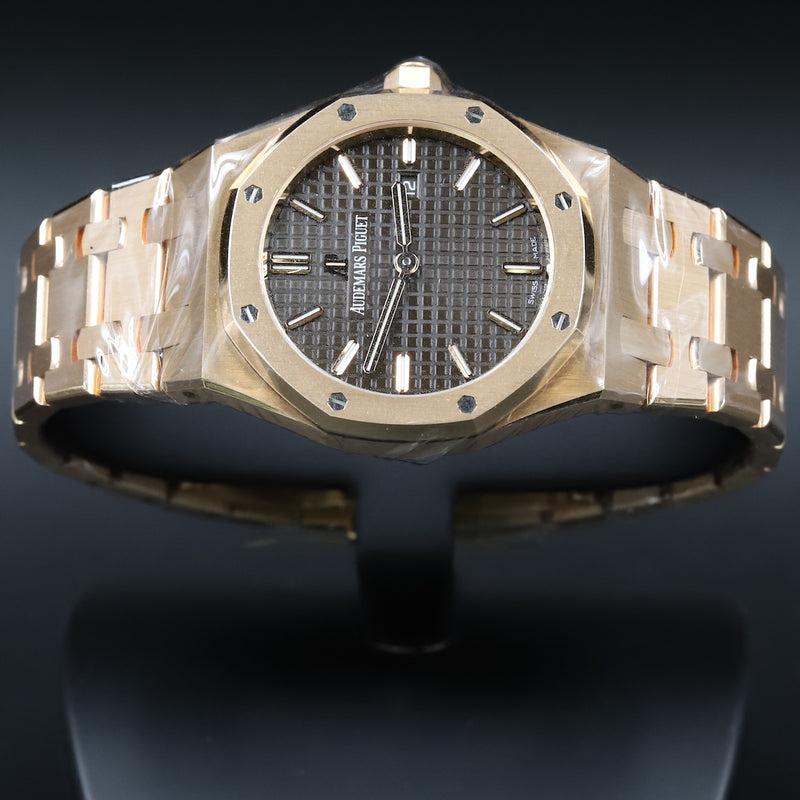 Audemars Piguet 77321BA Lady Royal Oak White Dial