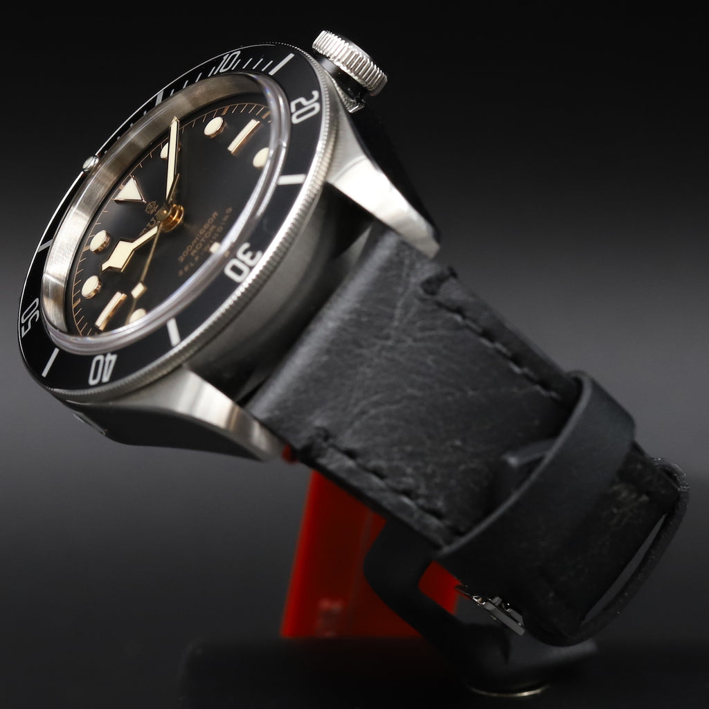 Tudor 79220N Black Bay Black Rose