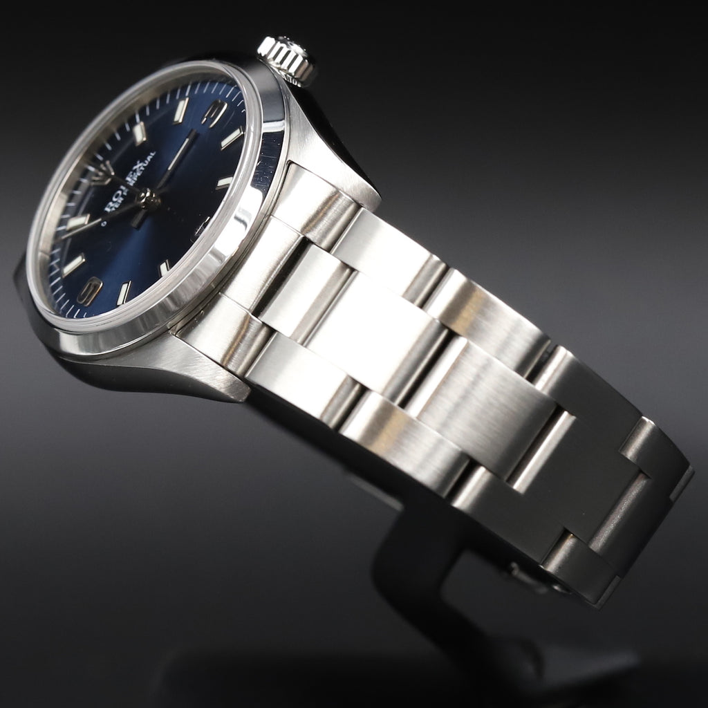 Rolex 77080 Oyster Perpetual 31 Blue Dial