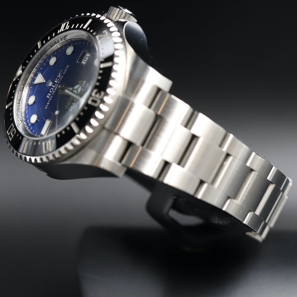 Rolex 126660 Deepsea Sea-Dweller Blue