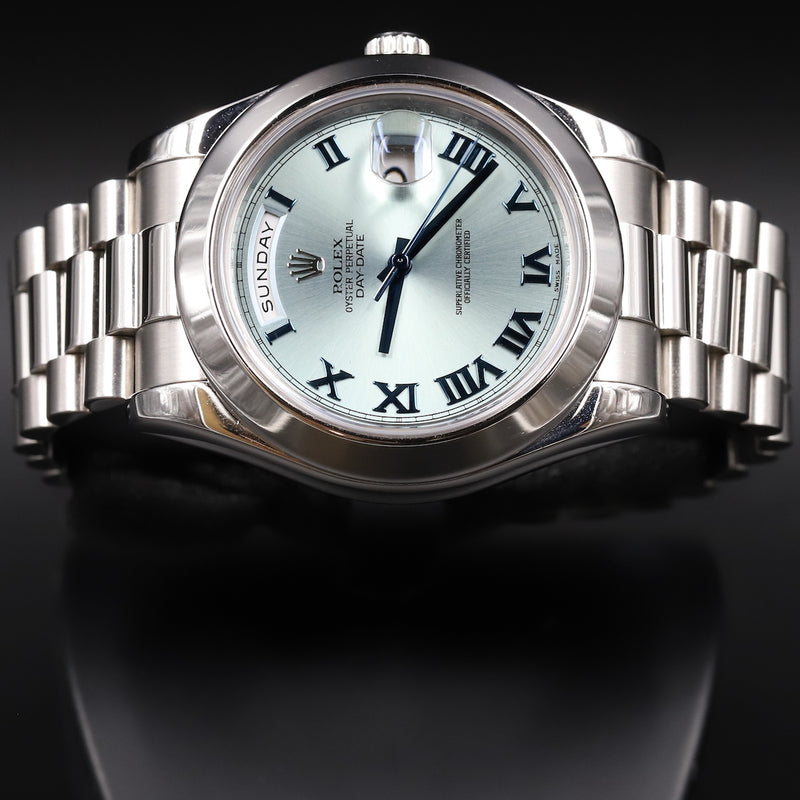 Rolex 116300 Datejust II Blue Dial