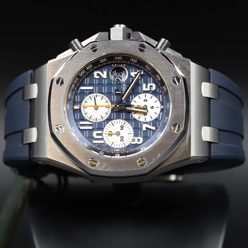 Audemars Piguet 26470OR Royal Oak Offshore 'Brick' Grey Dial