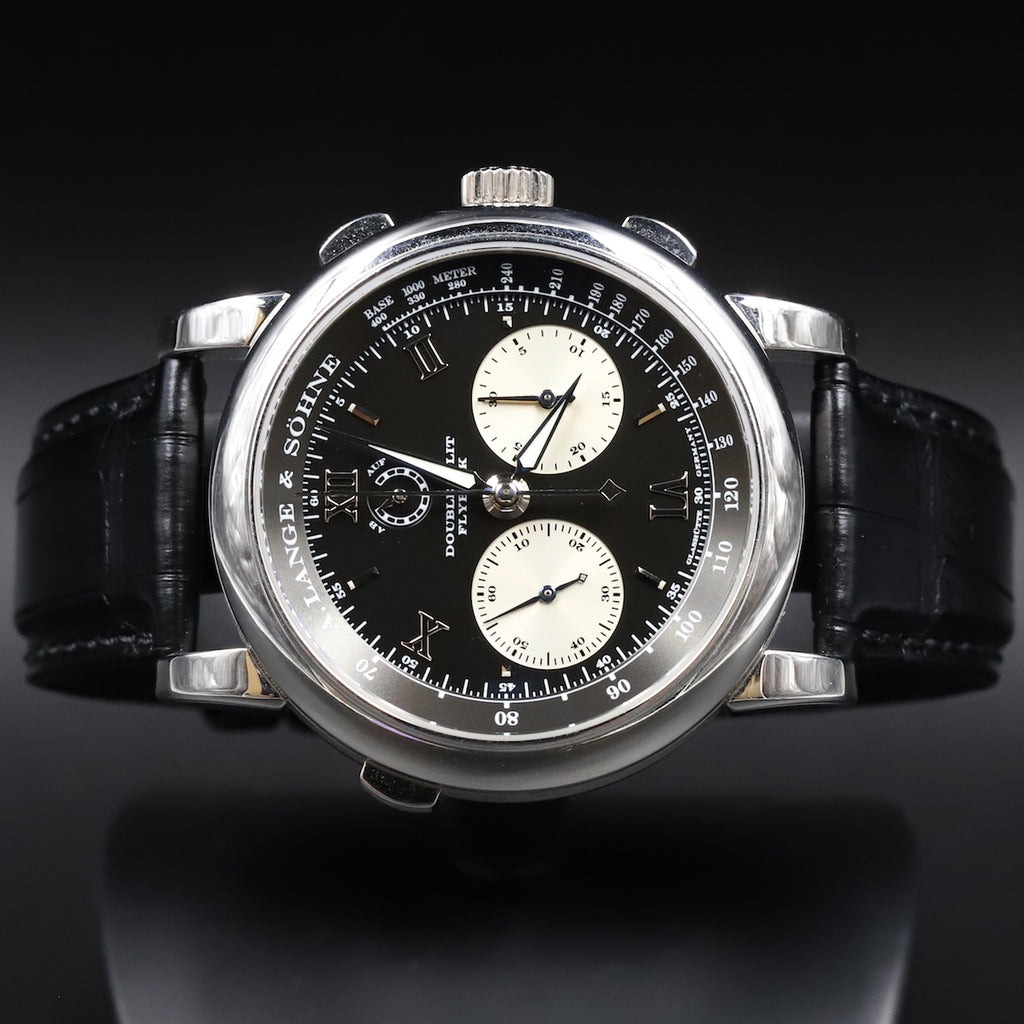 A. Lange & Sohne 404.035 Double Split Platinum