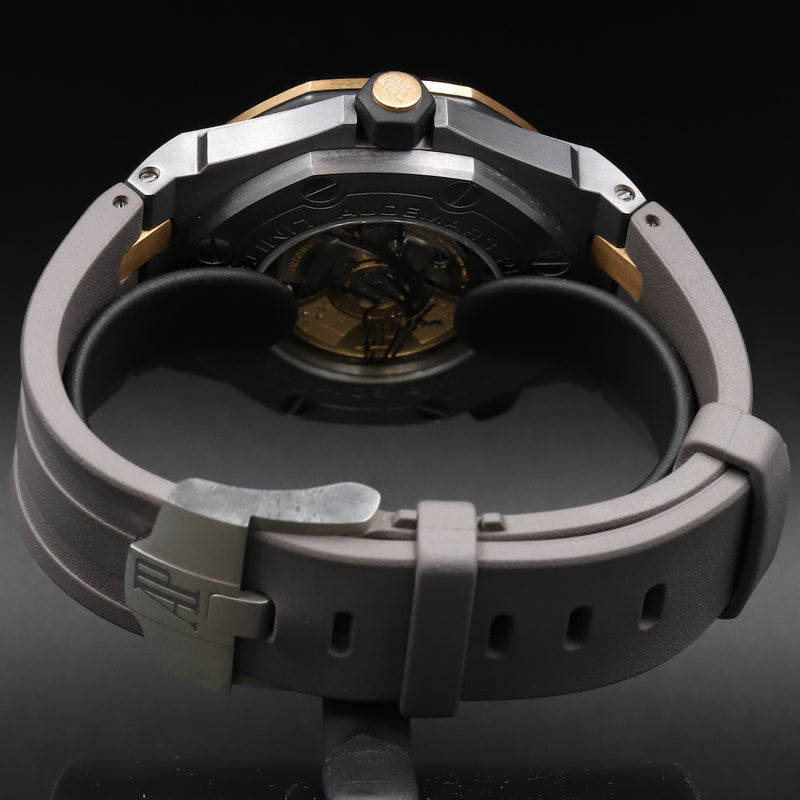 Audemars Piguet 15709TR Royal Oak Offshore Diver Tantalum