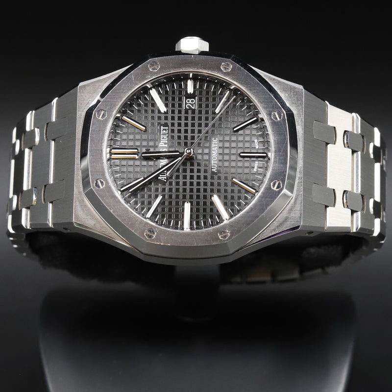 Audemars Piguet 15500ST Royal Oak White Dial