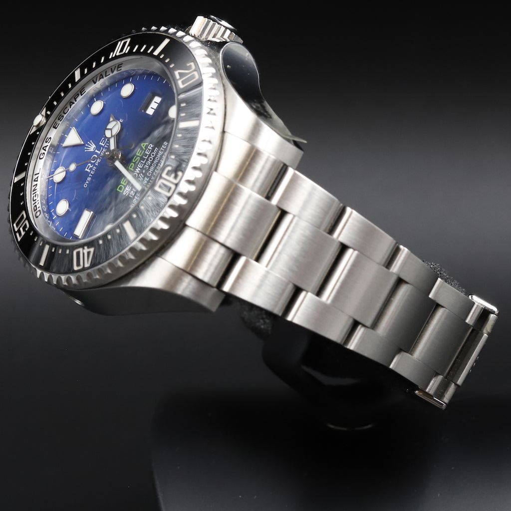 Rolex 116660 Deepsea Sea-Dweller Blue