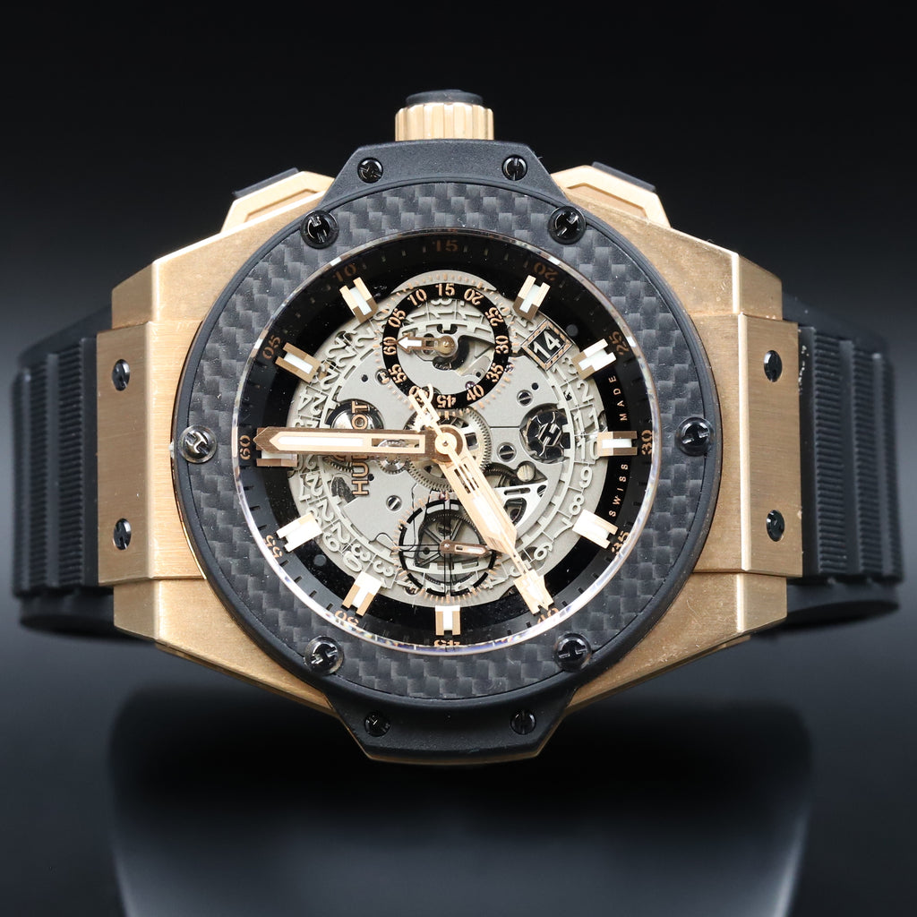 Hublot 701.0Q.0180.RX Big Bang King Power Unico Rose
