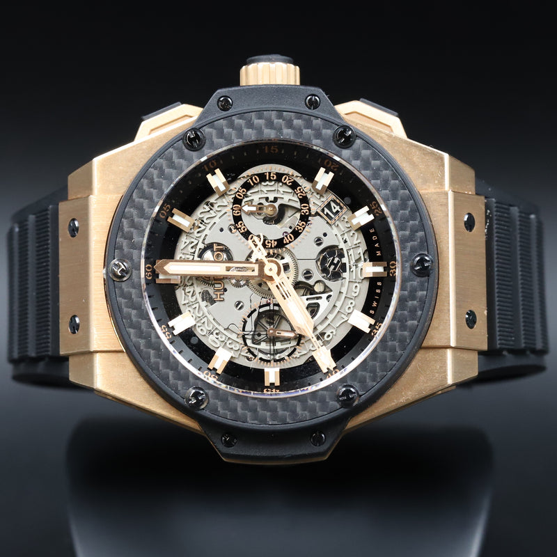 Hublot 701.QX.0140.RX Big Bang King Power Unico Carbon