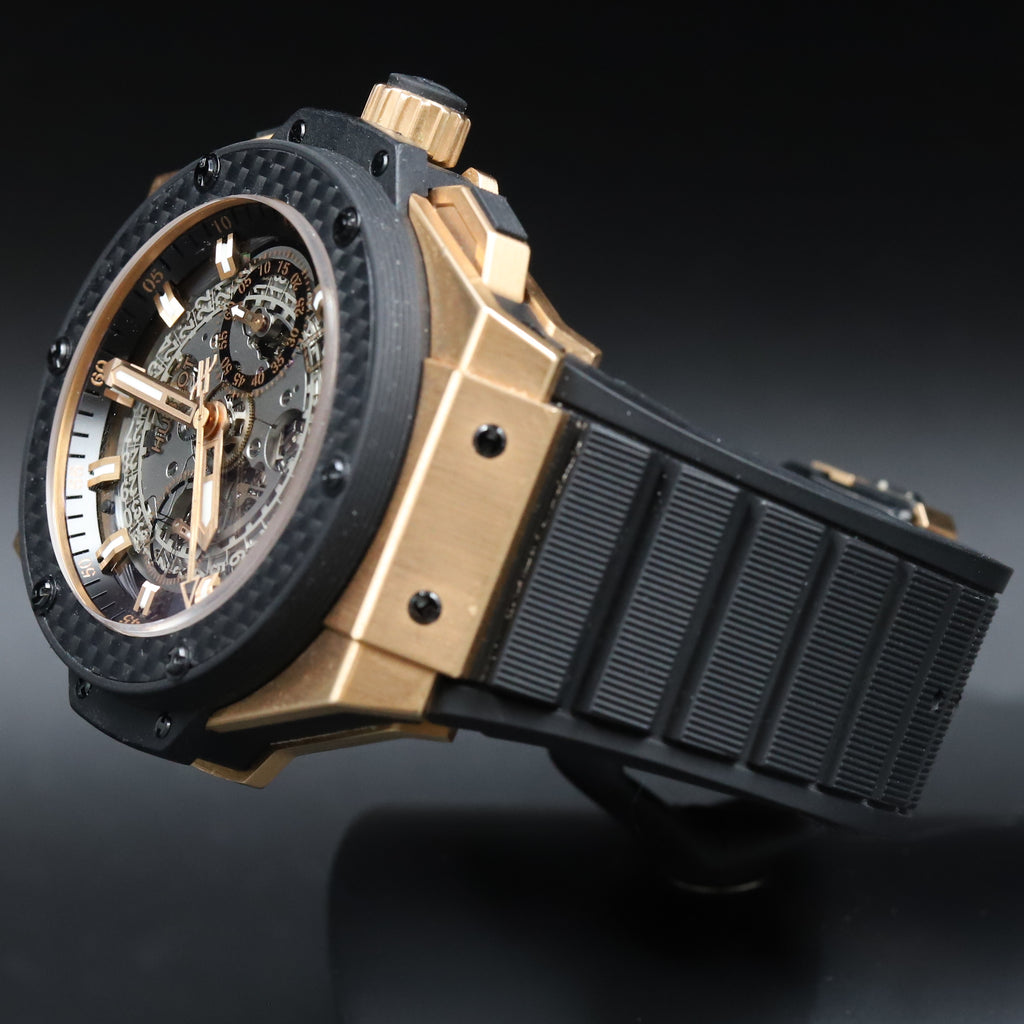 Hublot 701.OQ.0180.RX Big Bang King Power Unico Rose