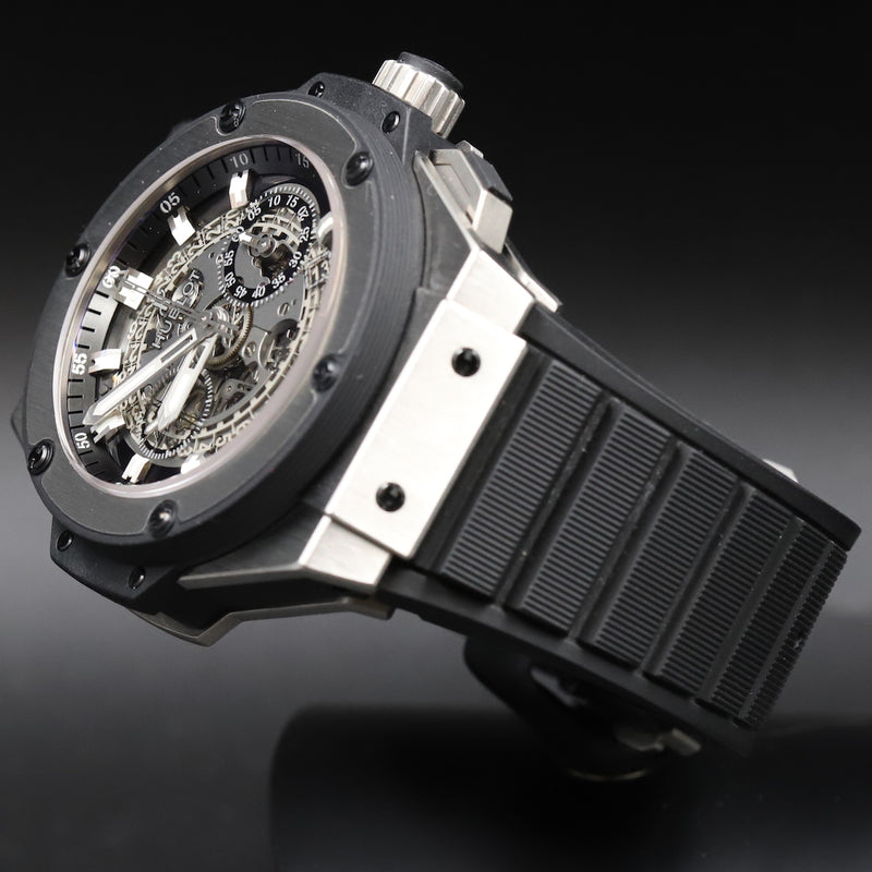 Hublot 701.NX.0170.RX Big Bang King Power Unico Titanium