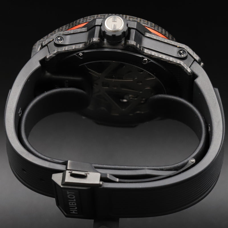 Hublot MP-09 Tourbillon Bi-Axis 3D Carbon