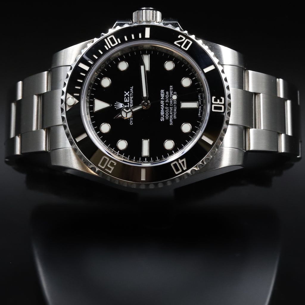 Copy of Rolex 114060 Submariner No Date