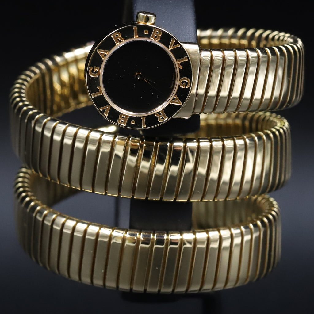 Bulgari Tubagos Serpent BB191T 18kt Yellow Gold
