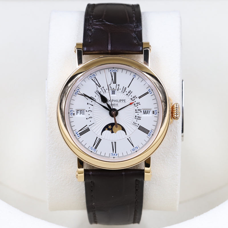 Patek Philippe 5524R Calatrava Pilot Travel Time
