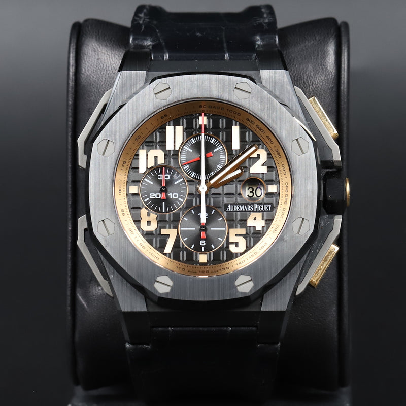Audemars Piguet 15711OI Royal Oak Offshore Diver