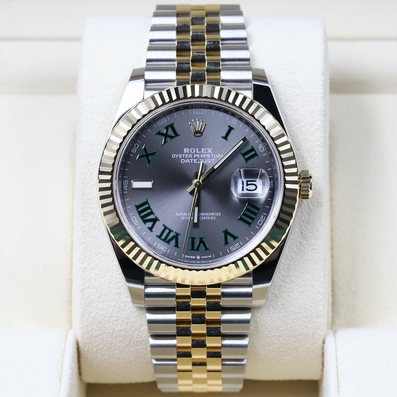 Rolex 179174 Datejust 26 Black Diamond Dial