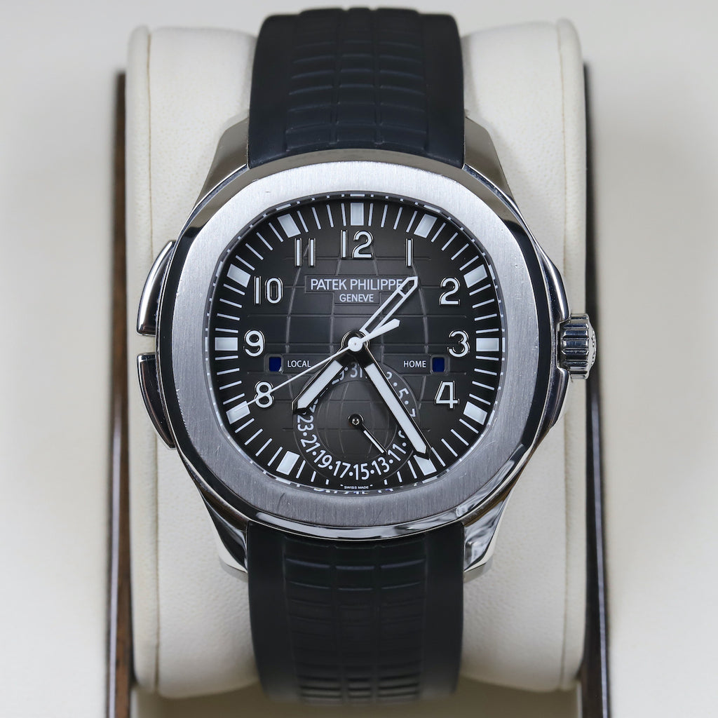 Patek Philippe 5164A Aquanaut Travel Time