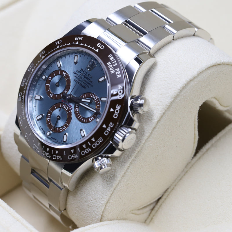Rolex 116506 Daytona Platinum Ceramic 50th Anniversary