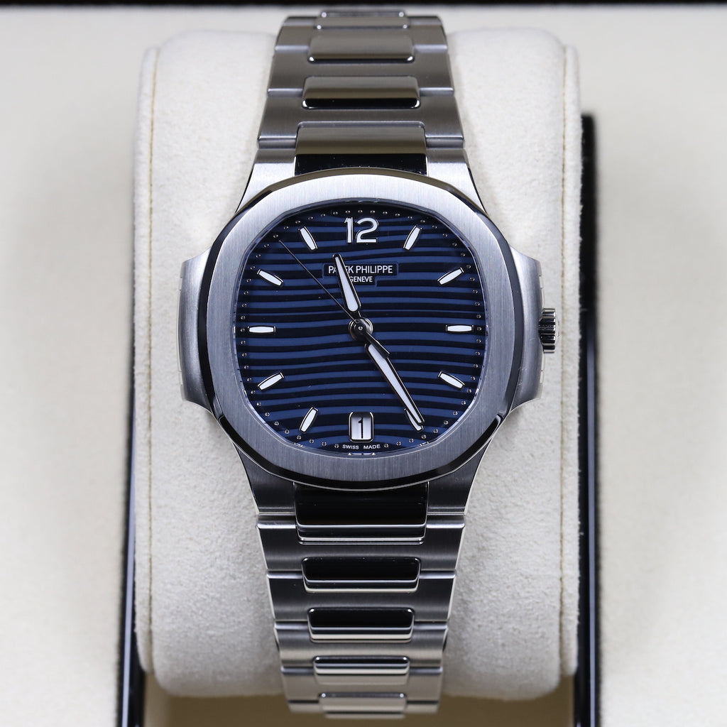 "Patek Philippe 7118/1A Nautilus ""Ladies Automatic"""