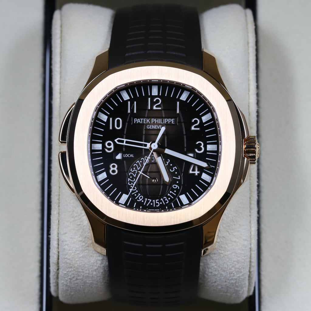 Patek Philippe 5164R Aquanaut Travel Time