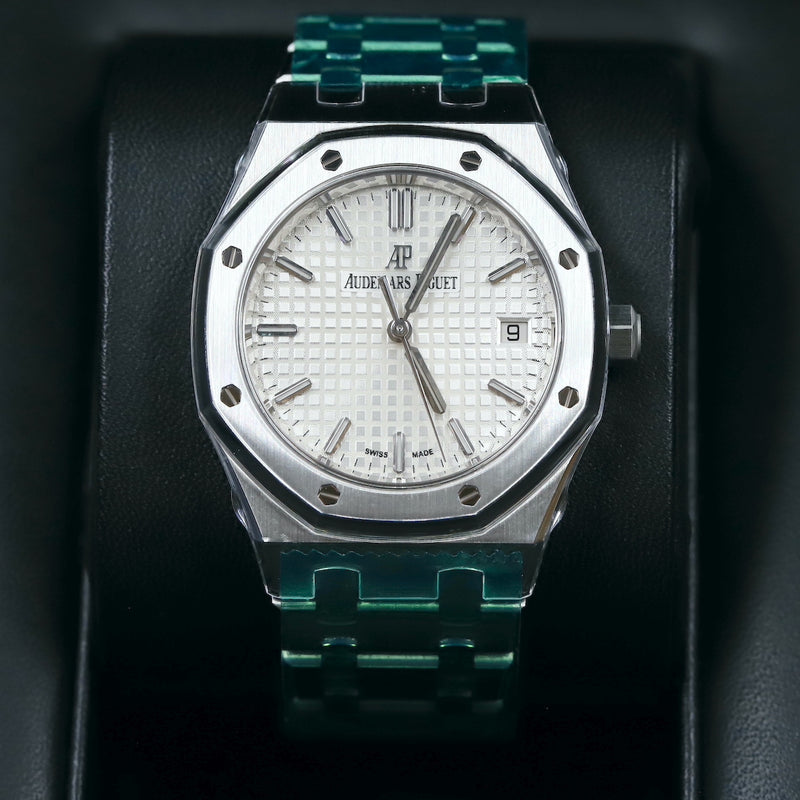 Audemars Piguet 15400OR Royal Oak Watchcraft Collection