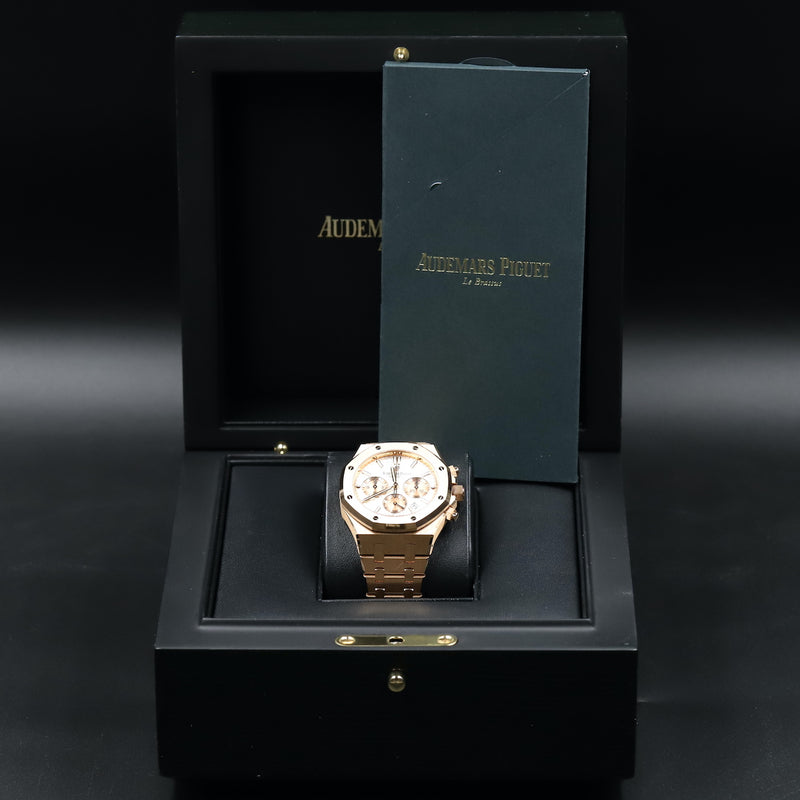 Audemars Piguet 26315OR Royal Oak Chronograph 38mm
