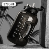 Portable Leak-Proof BPA Free 3780ml Water Bottle.