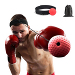 Boxing Speed Training Reflex Punch Ball + Head Band