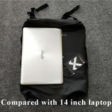 Backpack - Hip Hop Waterproof Laptop Backpack