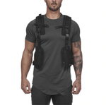 Multi-function High Visibility Running Vest