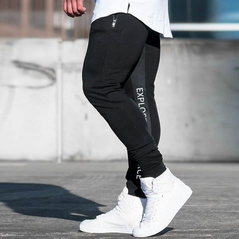 Gym Training Tracksuit Pants