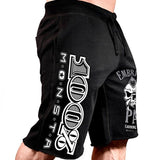 Shorts For Him - Bodybuilding Workout Cotton Shorts