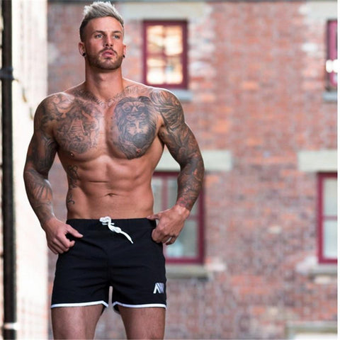 Shorts For Him - Men's Fashion Fitness Quick-drying Shorts