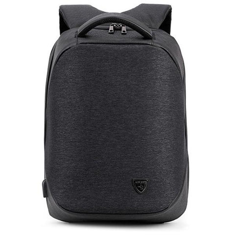 Sport Bags - Anti-Theft Business Backpack With USB Charging Port