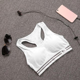 Sport Bras - Fitness Padded Compression Sport Bra