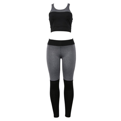 Sport Suit - Sporting 2 Piece Fitness Tracksuit