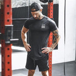 T-Shirts For Him - Gym Breathable Summer Top