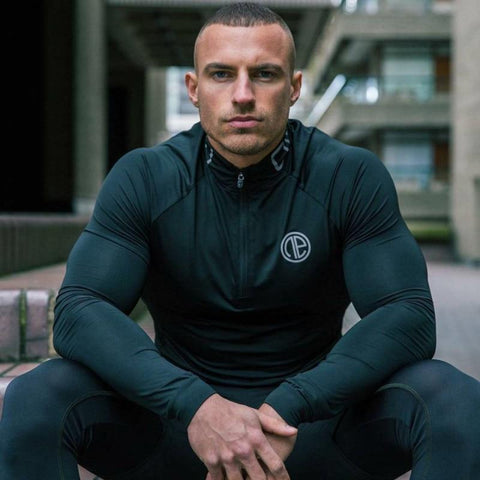 T-Shirts For Him - NEW Quick Dry Compression T-shirt And Leggings Suit (Sold Separately)
