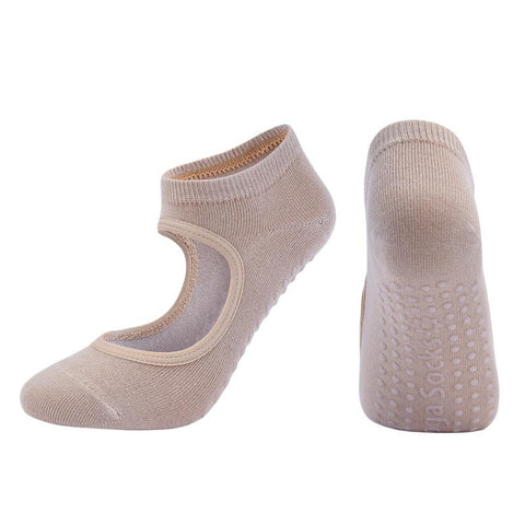 Yoga Socks - Pilates & Yoga Fitness Anti Slip Socks - BUY 2 PAIRS, GET 1 PAIR FREE!
