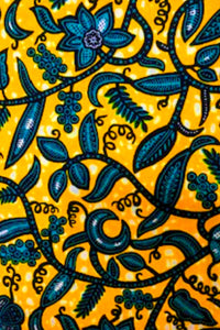 Yellow Patterns