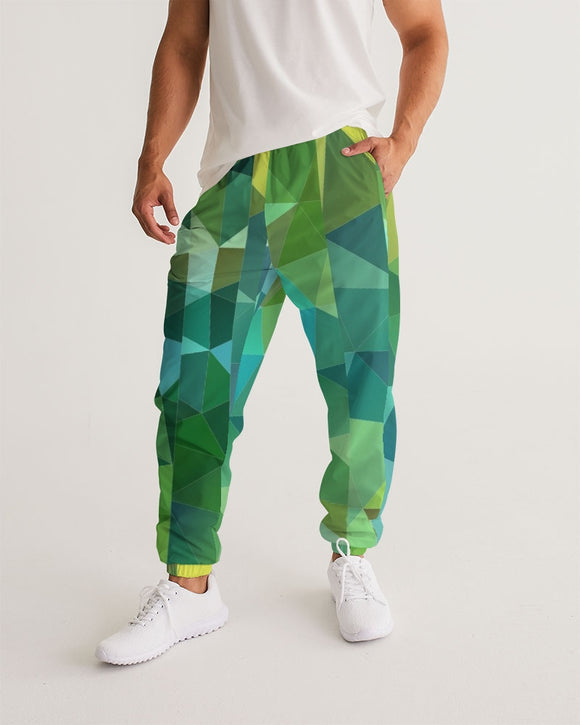 Green Line 101 Men's Track Pants DromedarShop.com Online Boutique