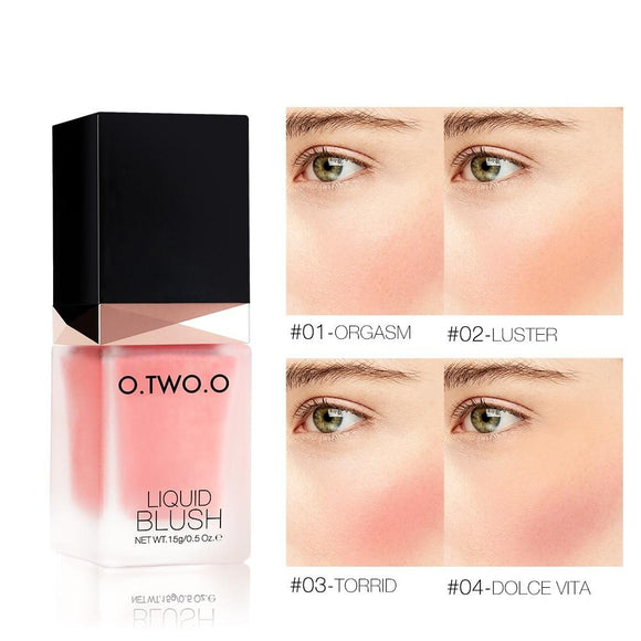 O.TWO.O  Liquid  Silky Makeup