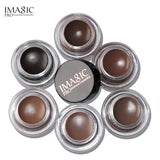 IMAGIC Professional Eyebrow Gel With Brush 6 Colors DromedarShop.com Online Boutique