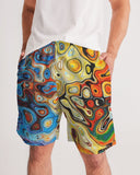 You Like Colors Men's Jogger Shorts DromedarShop.com Online Boutique
