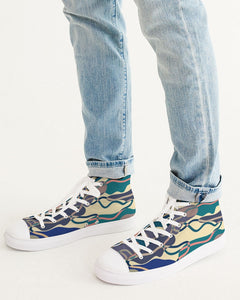 Lake Men's Hightop Canvas Shoe DromedarShop.com Online Boutique