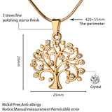 Tree Of Life Pendant Necklace - DromedarShop.com Online Boutique