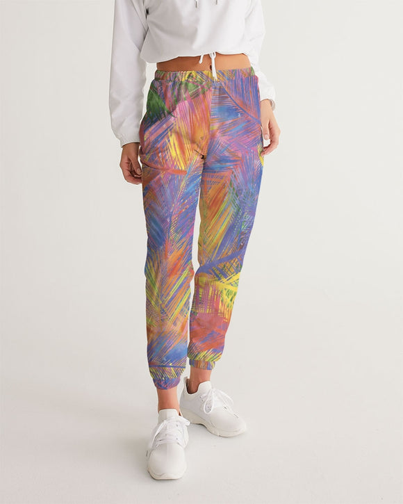 Flolige Colorful Women's Track Pants DromedarShop.com Online Boutique